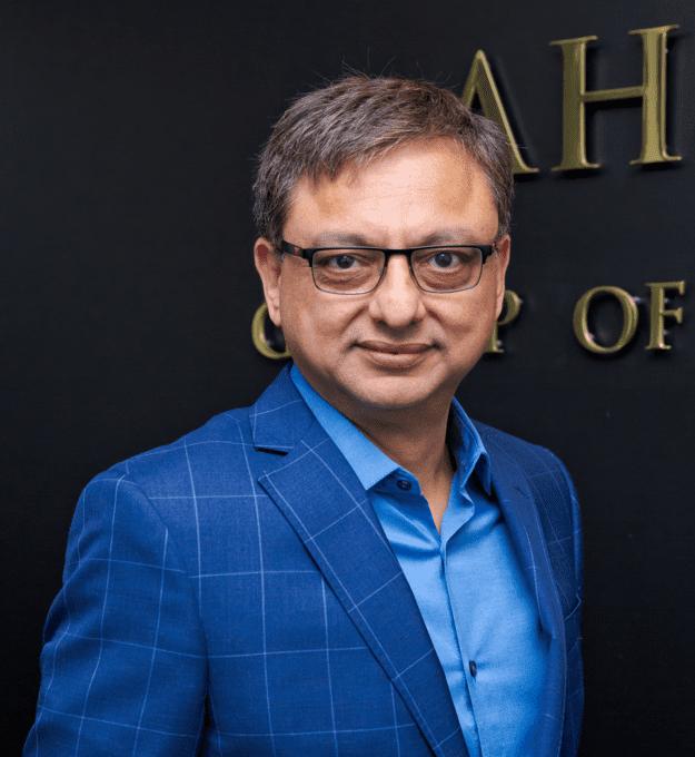 Aziz Firasta, MBA, CPA, CGA